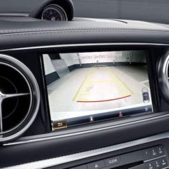 Mercedes SL 231 Reverse Camera Image