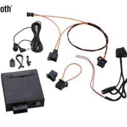 Integrated Bluetooth Phone and Music Module