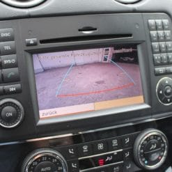 Mercedes ML 164 NTG2.5 Reverse Camera Screen