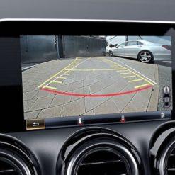 Mercedes AMG GT Reverse Camera Image