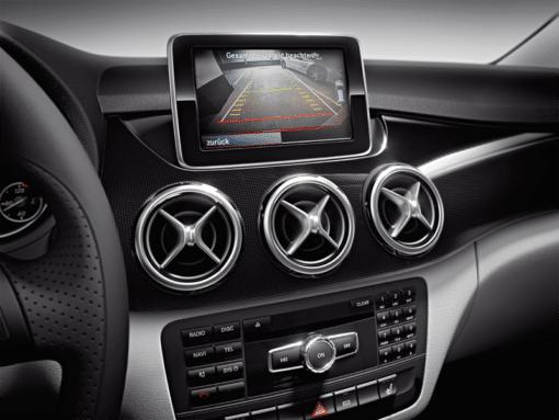Mercedes B Comand NTG4.5 Reverse Camera Image