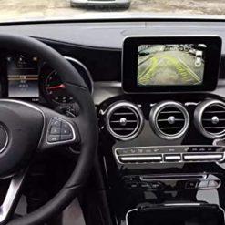 Mercedes C 205 Reverse Camera Image