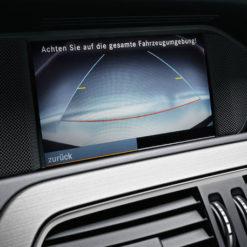 Mercedes C 204 Comand NTG4.5 Reverse camera Image
