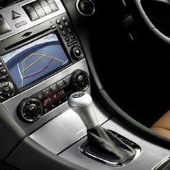 Mercedes CLC Comand NTG2.5 Reverse Camera Image