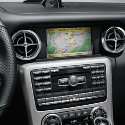 Mercedes SLK NTG4.5 Comand