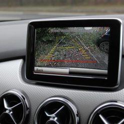 Mercedes reversing camera