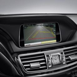 Mercedes E Class Reverse Camera screen