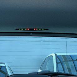 Mercedes Rear Parking Display