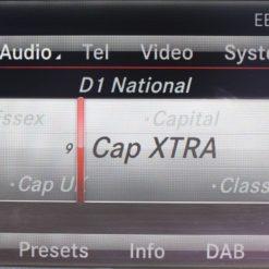 Retrofit Genuine Mercedes DAB Radio