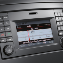 Mercedes Vito 447 Audio 15