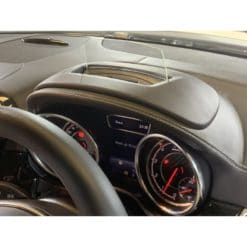 Head Up Display fitted to GLS AMG