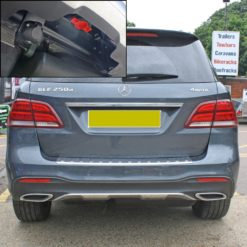 Mercedes GLE Detachable Towbar