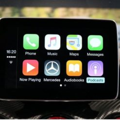 Mercedes Benz Apple CarPlay Activator