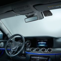 MB Front Dash Cam Internal Distant View