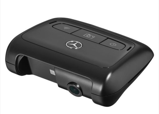 Mercedes Front Dash Cam