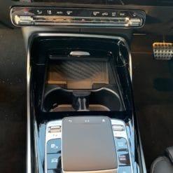 Mercedes Benz Wireless Charging