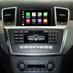 Mercedes ML NTG4.5 CarPlay