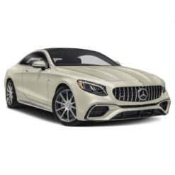 Mercedes S Coupe 217