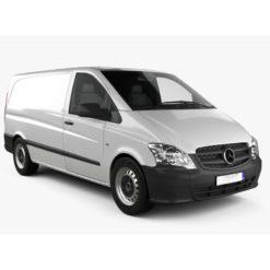 Mercedes Vito 639 Facelift