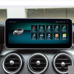 Large Screen Android Tablet for Mercedes GLC and C