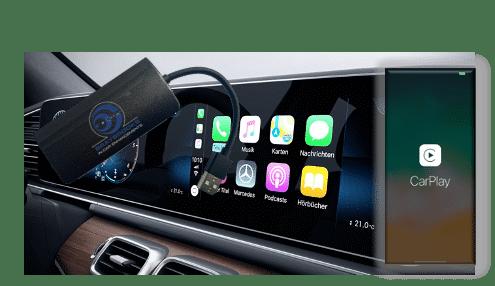 Wireless Carplay BCR