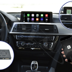 BMW EVO Apple CarPlay and Android Auto