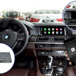 BMW NBT Apple CarPlay and Android Auto
