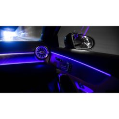 Ambient lighting for Mercedes A/CLA/GLA 2019 on