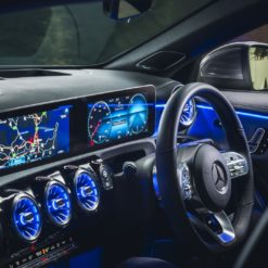 Ambient Lighting for Mercedes CLA 118
