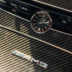 Mercedes IWC Clock