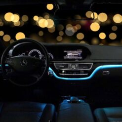 Ambient Lighting For Mercedes S class 221